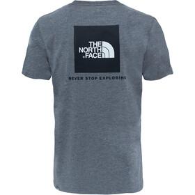 The North Face Redbox SS Tee Herren tnf medium grey heather